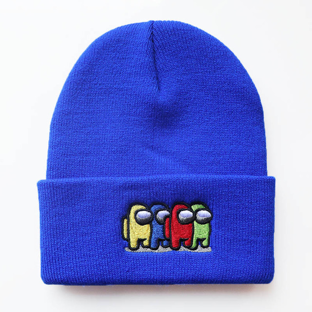 Kid's Among Us Knitted Hat 4