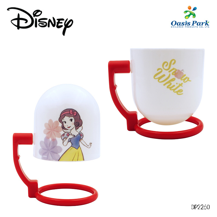 Disney cartoon child student Toothbrush cup creative rotate bottle plastic home cups funny mugs toy cup Environmental protection image
