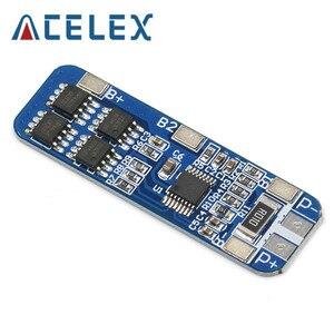Image 5 - 3S 10A 12V Lithium Batterij Oplader Bescherming Board Module Voor 3Pcs 18650 Li Ion Batterij Mobiele Opladen Bms 11.1V 12.6V