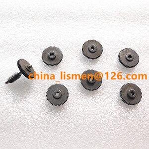 Image 5 - 48 치아 도어 사이드 미러 접이식 모터 폴드 미러 모터 플라스틱 기어 for mazda 5 6 8 자동차 백미러
