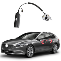 For Mazda 6 for Atenza Electric suction door for CX 4 for CX 5 Automobile refitted automatic locks Car accessories