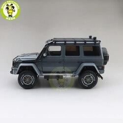 1/18 fast Echt Brabus 550 Abenteuer G 500 4x4 Diecast Modell Auto Spielzeug Junge Mädchen Geschenke