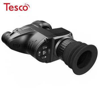 PARD NV700 Riflescope Digital Night Vision Built-in IR-illuminator Red Laser add on Rifle Scope NV Monocular IR Camera Recorder on scope