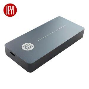 Image 5 - JEYI thunderbolt 3 m.2 nvme Enclosure mobile box case NVME TO TYPE C aluminium  TYPE C3.1 m. 2 USB3.1 M.2 PCIE U.2 SSD LEIDIAN 3