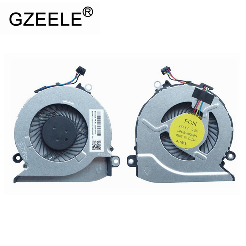 New CPU Cooling Fan For HP PAVILION 812109-001 15Z-a 17-G 17-G015DX 15-A 15-AB121DX 15-AB 17-G015DX