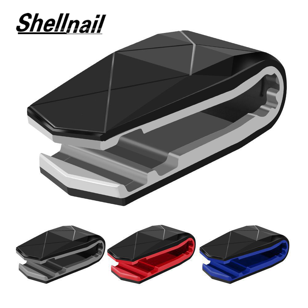 SHELLNAIL Universal Car Mount Holder For Samsung Mobile Phone Holder Dock Cradle Stand For IPhone X Stealth Car Mount Bracket