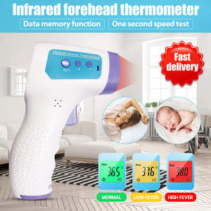Infrared Forehead Temperature-Measurement Body-Thermometer Digital Non-Contact Baby Health