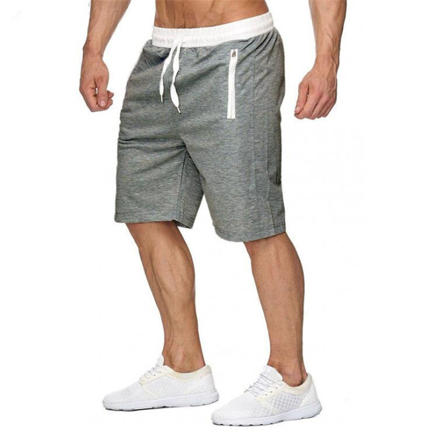 Men's Casual Shorts Sports Fitness Bodybuilding Shorts Summer Loose Jogging Beach Shorts Men's Fitness Workout Pants