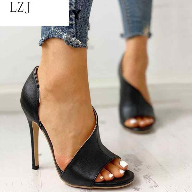 Sıcak kadın pompaları yeni ayakkabı seksi yüksek topuklu bayanlar parti Stiletto ve büyütücüler kadın gümüş düğün yılan baskı topuklu Zapatos