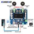 TDA7498 Sound Amplifier Bluetooth 5.0 Audio Power Amplifier Board Speakers Digital AMP Amplify 2x100W Stereo Receiver Amplifiers