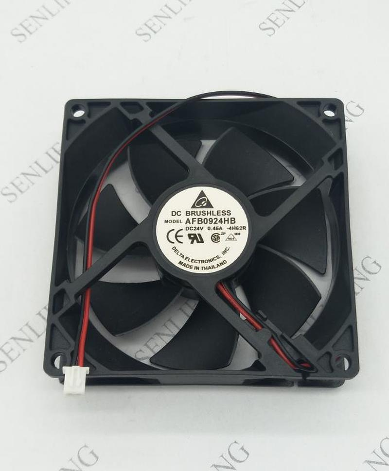 FOR 9CM 9020 24V 0.45A AFB0924HB 90*90*20MM Motor Protection Cooling FAN