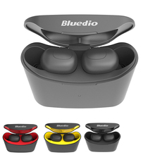 Bluedio T-Elf Mini TWS Earbuds Bluetooth 5.0 Sports Headset Wireless Earphones With Charging Box For Phones