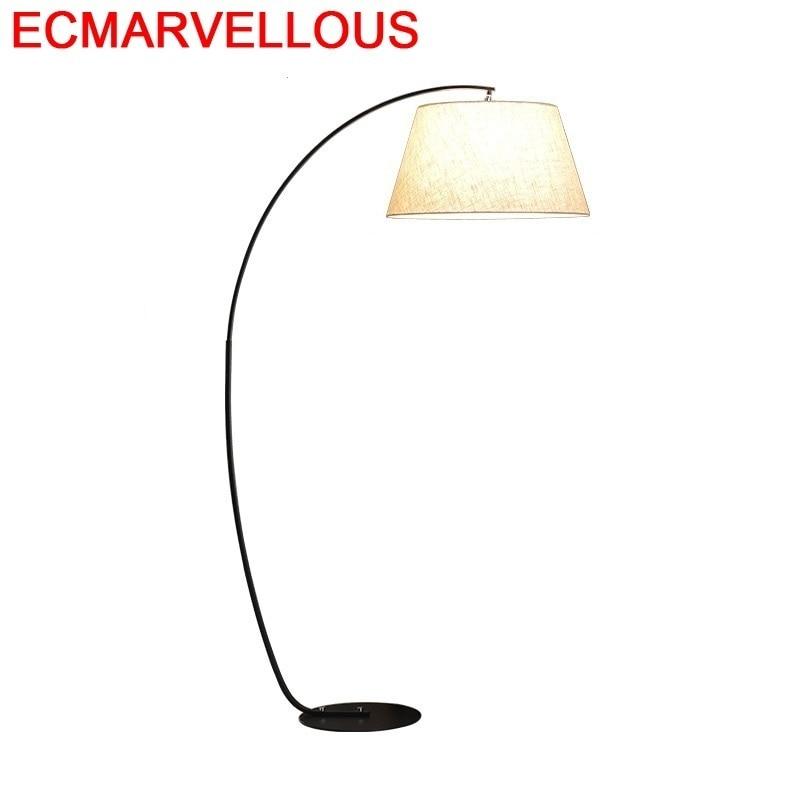 Para Lampada Lampen Voor Woonkamer 현대 스탠드 라이트 Lampade Da Terra 거실 용 Staande Lampadaire De Salon 플로어 램프