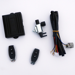Automobile Exhaust Pipe Valve Remote Control Wireless Control Box Variable Exhaust Valve 12V Controller Vacuum Driver