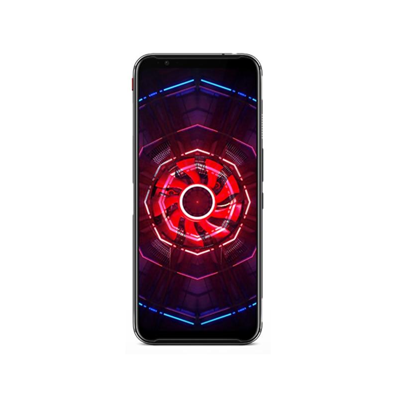 "Image 3 - EU Version Nubia Red Magic 3 Mobile phone 6.65"" Snapdragon 855 Fingerprint Front 48MP Rear 16MP 8GB 128GB 5000mAh Game PhoneCellphones   -"