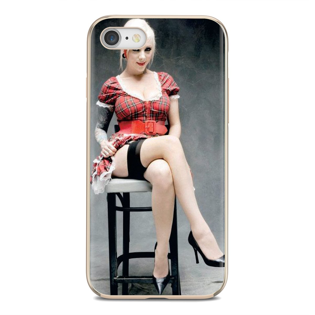 Sexy Silicone Phone Case Maria Brink In This Moment For Iphone 11