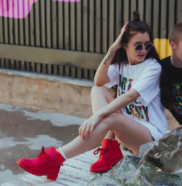 חורף מגפי נשים נעלי 2019 חם פרווה בפלאש סניקרס נשים שלג מגפי נשים שרוכים קרסול מגפי חורף נעליים אישה botas mujer