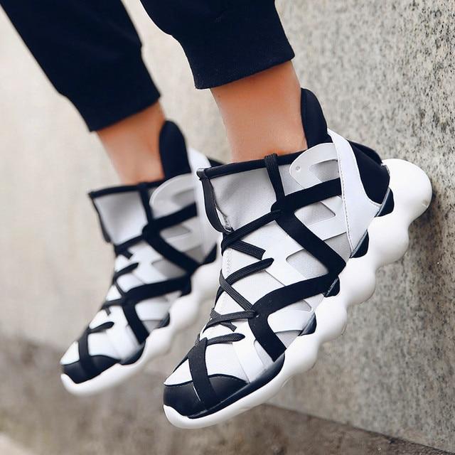 Modele do pary najlepsze trampki trening koszykówki buty odkryte buty do biegania nosić na co dzień oddychające unisex Zapatos Hombre