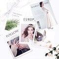Фотоальбом Vogue, материал для фотостудии, фоновое украшение для фотосъемки