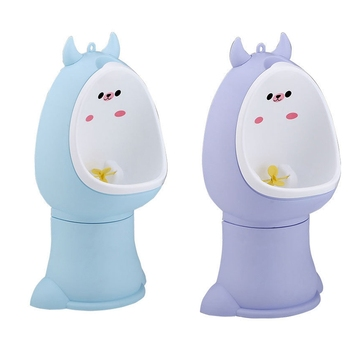Urinal Baby Boy Infant Toddler Wall-Mounted Hook Potty Toilet Training Stand Vertical Urinals Boys Pee Toilet portable emergency urinal toilet potty for baby child kids car travel camping and toddler pee pee training cup for boys girls