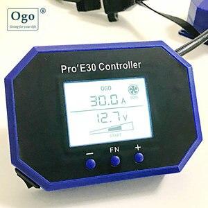 Image 2 - OGO PROE30 akıllı LCD PWM dinamik ile çalışan motor HHO yakıt tasarrufu