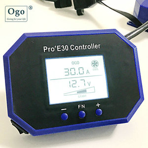 Image 2 - Ogo Proe30 Intelligente Lcd Pwm Dynamische Werken Met Motor Hho Besparing Brandstoffen