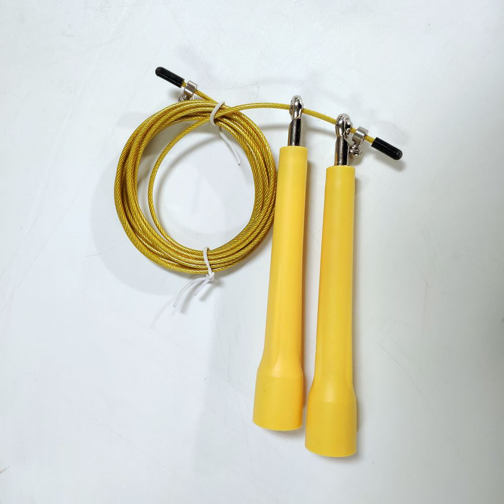 Speed Bearing Jump Rope Professional Skipping Rope For MMA Boxing Fitness Cross Training
