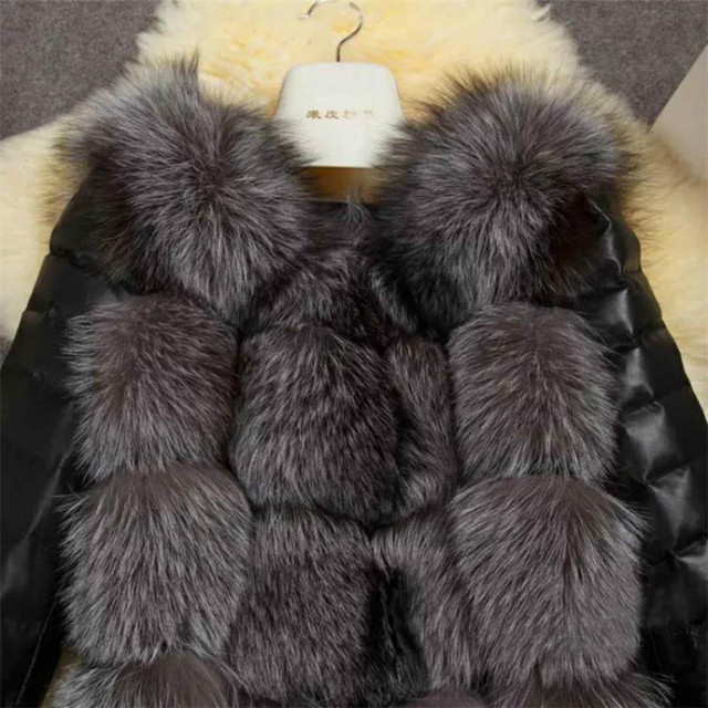 Faux Fur Coat Slim Leather Jacket Women's 2020 Winter Black Long Sleeve Thick Warm Fur For Women Overcoat Female Plush Clothing
