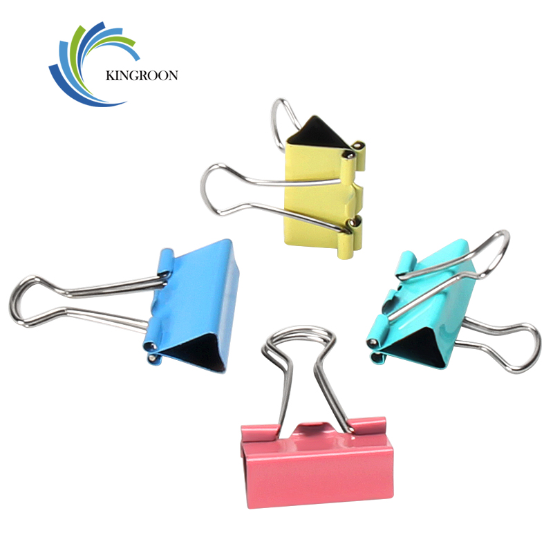 Random Color Clamps  Clips Dovetail 48 25mm Stationery For 3D Printing Parts KP3 Ultrabase Glass Plate