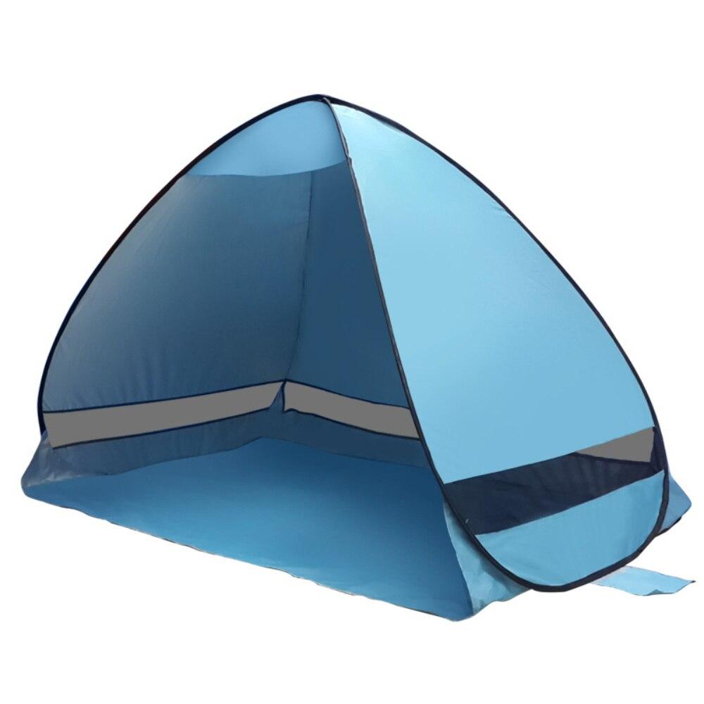 2 человек портативный палатка мгновенный всплывающий подъем палатка водонепроницаемый автоматический открытый пеший туризм кемпинг палатка