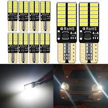W5w t10 led лампочка для салона автомобиля canbus безошибосветильник