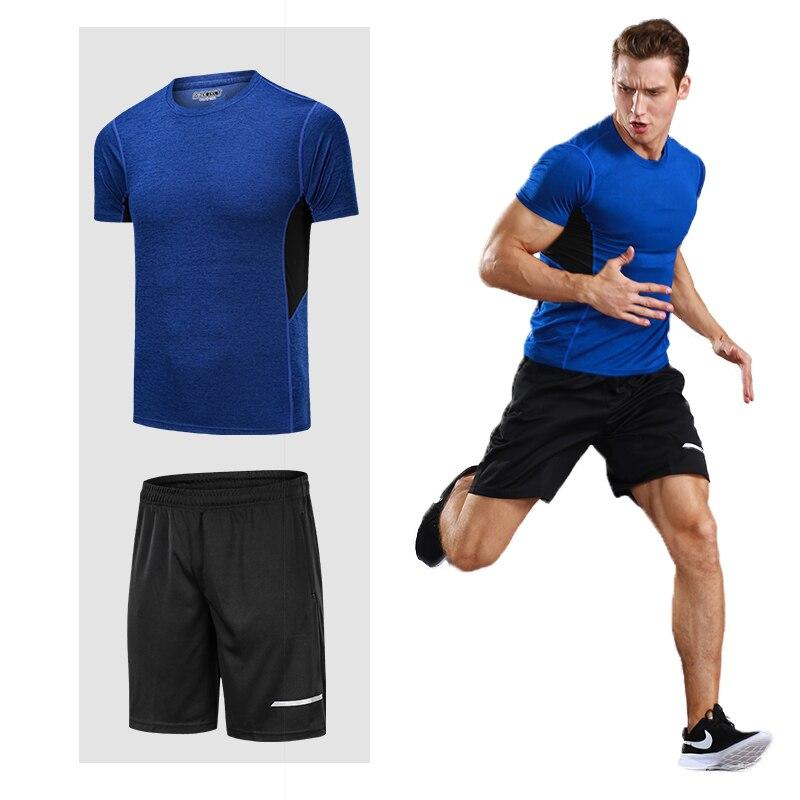 Deporte Pantalones Entrenamiento Fitness de Hombre Compresi/ón Secado R/ápido Transpirable Cortos de Verano para Hombres Pantalones Aptitud del Deporte MMUJERY