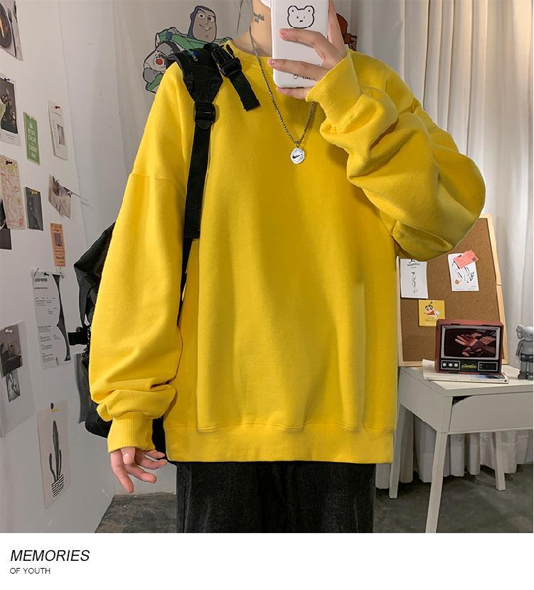 H4bbbe709e58143d7bdf496578f99a16bn loose Korean style plus size sweatshirt winter clothes streetwear women 2020 new fashion plus velvet oversize harajuku hoodie