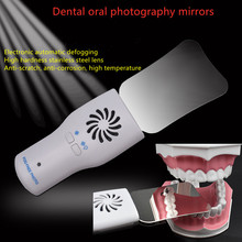 Dental Oral Photography Mirrors Stainless Steel Anti-Fog Orthodontic Reflector For Buccal Lingual Intra Oral Dentist Mirrors