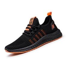Лидер продаж; мужские кроссовки для бега; размеры 39-44; уличные кроссовки для мужчин; спортивная дышащая обувь; сезон осень-весна; Zapatos De Hombre; C8211
