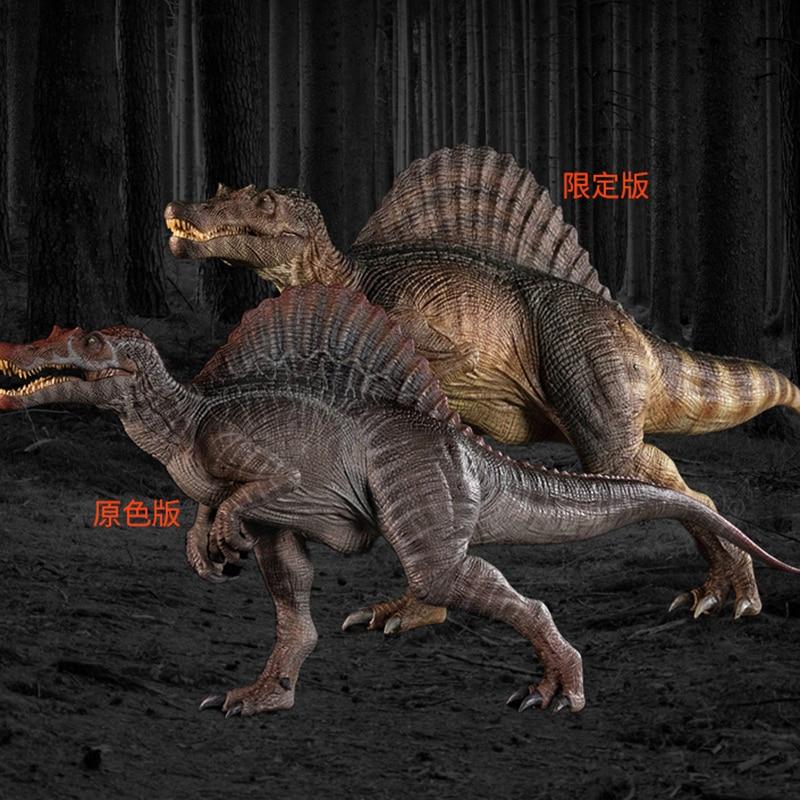 In Stock 2020 NanMu Dinosaur Toy Spinosaurus Collection 1/35 Long46cm