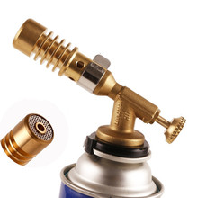 Heating-Burner Solder Nozzles Cylinders Gas-Torch Brazing Durable Welding New Brass
