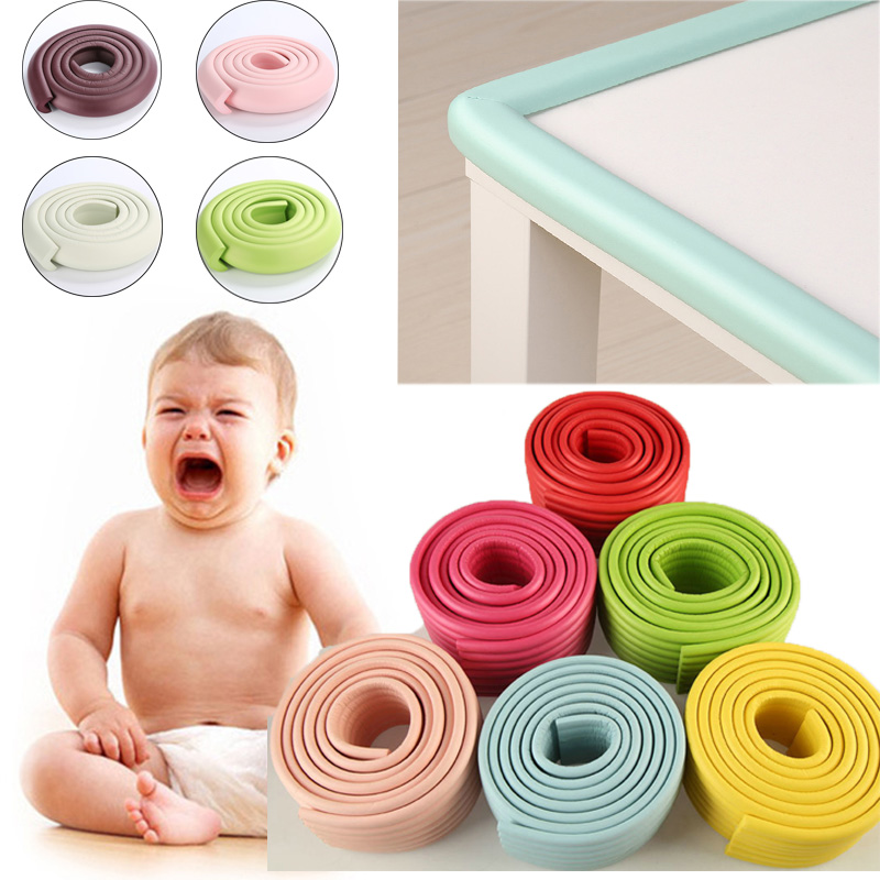 Baby And Children Safety, Elongated Edge Protection, Soft Design, Child Necessary Protection, Collision Avoidance Protector