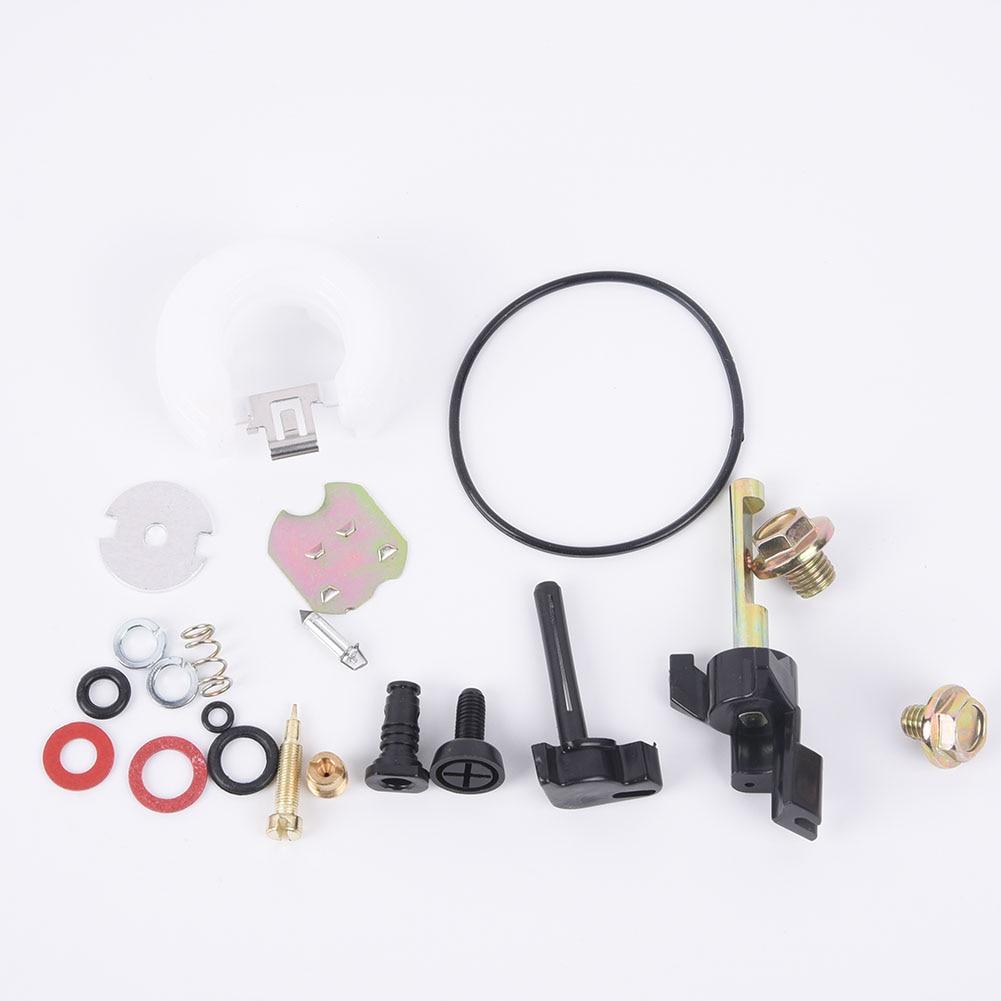 Replacement Carburetor Repair Kit Engine Motor Tools For Honda GX120 GX160 GX200 Lawn Mower Parts Accessories