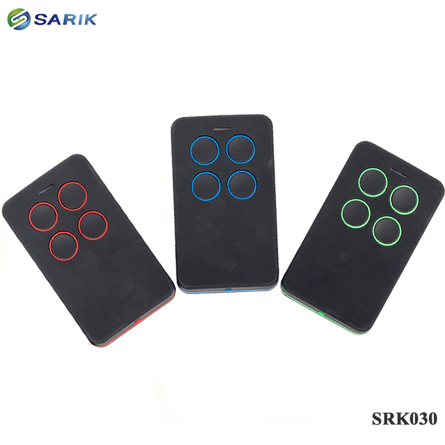 4 in 1 rolling code remote control duplicator receiver gate control garage command