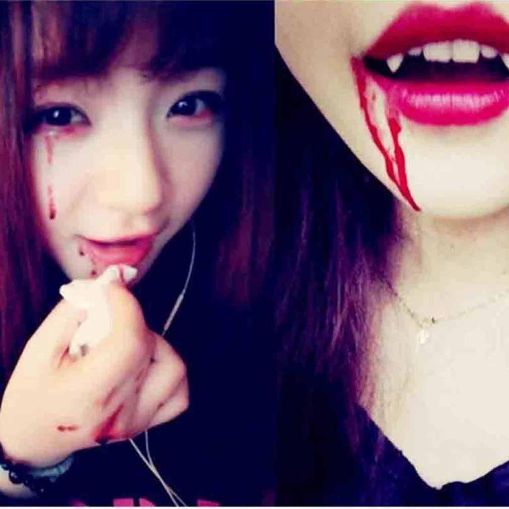 Легкий Хэллоуин Поддельные крови плазмы крови пилюля с кровью Косплэй вечерние ужас Забавный Опора игрушка с сюрпризом