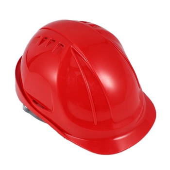 Safety Helmet Worker Construction Site Protective Cap Ventilate ABS Hard Hat Reflective Stripe Safety Helmet Hard Hat safety helmet hard hat work cap abs material construction protect helmets high quality breathable engineering power labor helmet