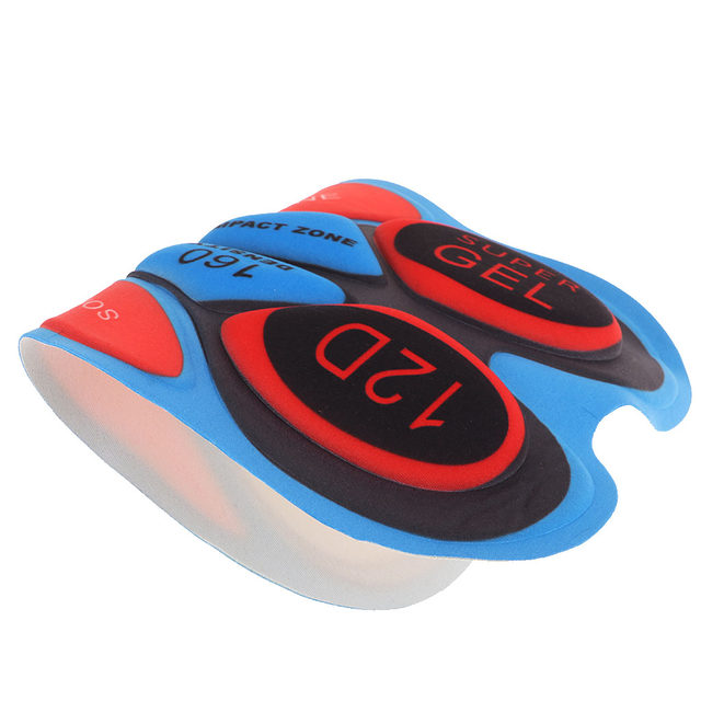 2pcs 12D Cycling Shorts Gel Pad Cushion Riding Bike Base Clothing For Women Men Cycling Bike Shorts Pants Accessories