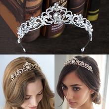 hairpins wedding hair accessories tiara bridal tiaras and crowns barrette diadem headbands ornaments