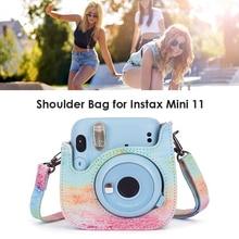 Opbergtas Cover Shell Schoudertas Voor Instax Mini 11 Camera Beschermhoes Elektronische Apparatuur Beschermende Pack Case