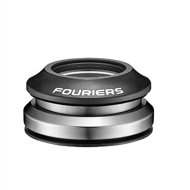 FOURIERS bicycle cycling headset 28.6x41.8mm Mountain bike tapered headset bearings bowl set tapered head tube bowl set|Bicycle Stem| |  - title=