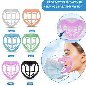 Πρόσθετο Υποστήριγμα Μάσκας Προσώπου για Άνετη Αναπνοή (1τμχ) 3d Υποστήριγμα Μάσκας Προσώπου για Προστασία του makeup