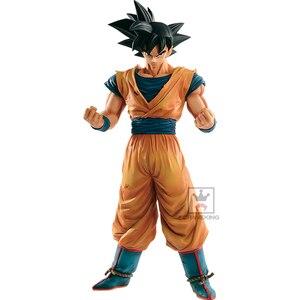 Image 2 - Tronzo figura de acción de Dragon Ball Super Grandista, Vegeta, Goku, pelo negro, modelo de PVC, GROS, DBZ, SSJ, juguetes de regalo