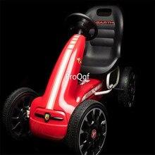 Ngryise 1 комплект детский эва колеса go kart четыре педаль колеса