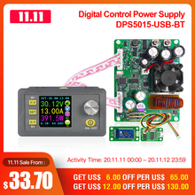 RD DPS5015 comunicazione Costante di Tensione di corrente DC Step down il modulo di Alimentazione buck convertitore di Tensione LCD voltmetro 50V 15A